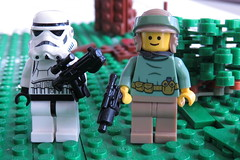 Rebel Scum (【Achillea】) Tags: star wars rebel storm trooper sci fi lego minifig moc