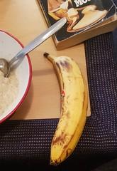 Day 263 (Iain Purdie) Tags: 2019 happy banana breakfast porridge