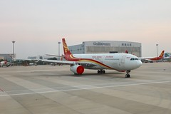 trouble in Hainan paradise (Jaws300) Tags: group hainangroup b7879 b789 b787 boeing boeingdreamliner dreamliner a359 a350900 a350 a320 financialtrouble financialissues airport capital china beijing capitalairport beijingcapital beijingcapitalairport hu chh hna eos pek zbaa remotestand remoteapron remote maintenance hangar terminal stand apron gate storage stored parked parking cannibalising partingout partsbitch a330 a333 airways airline airlines hainan hainanairlines airbus a330300 b5935