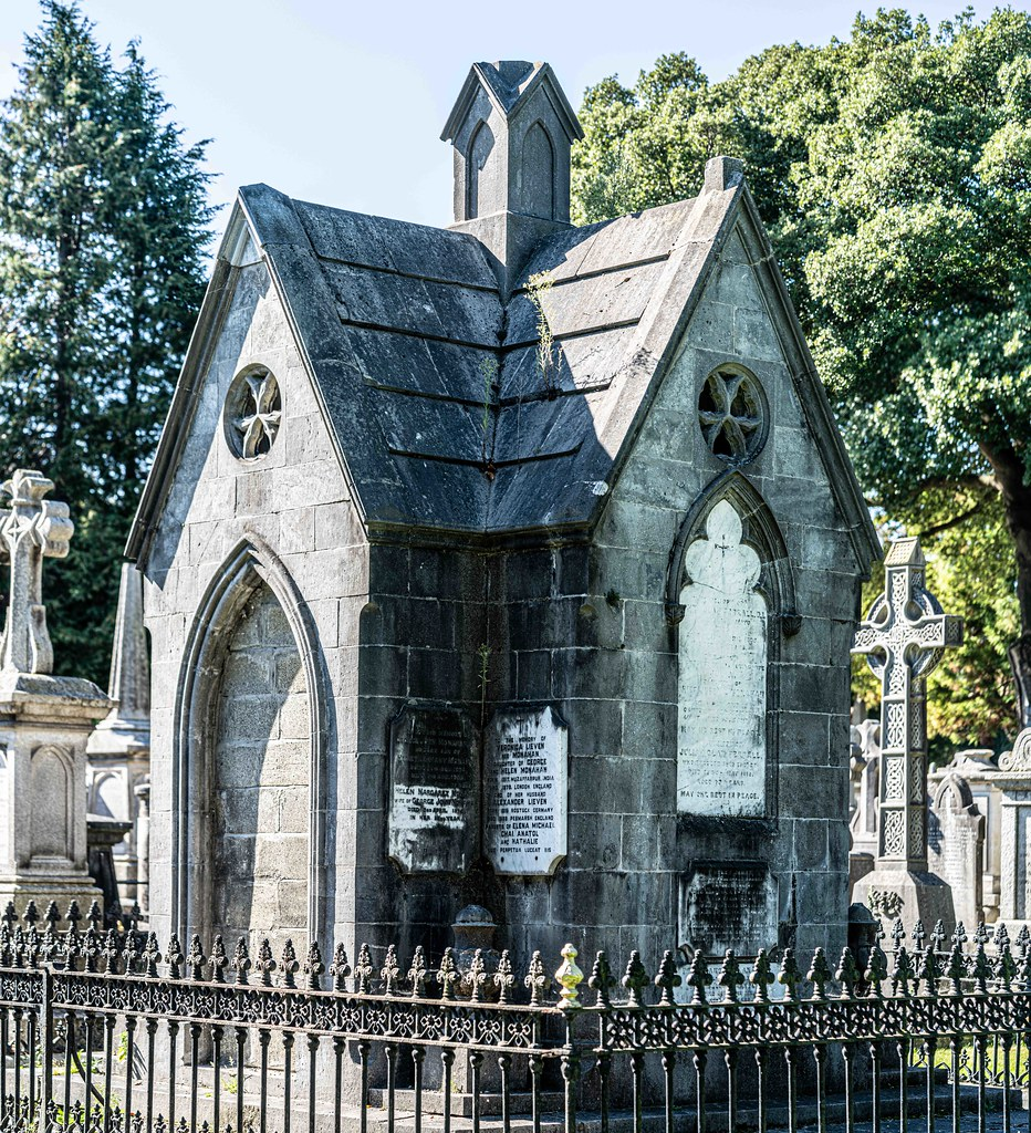 TODAY I VISITED GLASNEVIN CEMETERY [TODAY I USED A SONY 90MM MACRO LENS]-156003