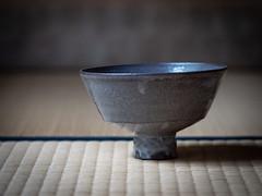 茶碗一花 - 04 (Stéphane Barbery) Tags: barberyyaki bols chawan céramique cérémonieduthé japan japon kyoto 京都 日本 茶道