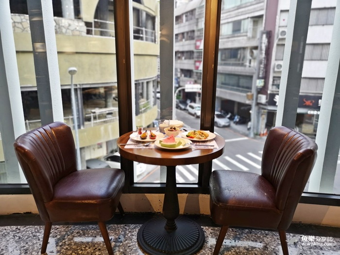 【台中住宿】1969藍天飯店|台中火車站推薦住宿 @魚樂分享誌