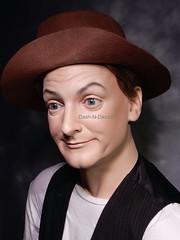 Art Carney/Norton (dashndazzle) Tags: dashndazzle mannequin makeup glass eyes art carney norton honeymooners