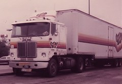 Charles Chips Louisville,Ky 12-83 (BluegrassRR) Tags: whitetrucks cabover potatochips kentucky snacks food