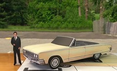 Papercraft Goodfellas movie car 1966 Chrysler Newport (official inspection station) Tags: chrysler chevrolet corvair impala newport goodfellas moviecar papercraft papercar papertoy