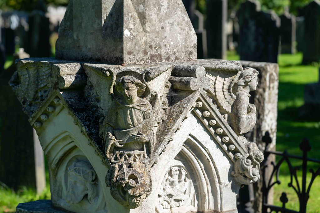 TODAY I VISITED GLASNEVIN CEMETERY [TODAY I USED A SONY 90MM MACRO LENS]-155980