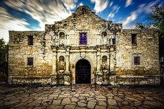 Misión San Antonio de Valero (crowt59) Tags: alamo san antonio texas mission lr light room photomorphis texture crowt59 nikon d850 sigma 1224mm a ultra wide nikonflickraward