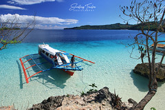 Touring Dinagat (engrjpleo) Tags: bitaogbeach unibisland lalakingbukid basilisa dinagat caragaregion philippines beach island seascape sea water waterscape landscape seaside shore coast outdoor boat