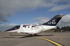 LX-WJD Hondajet Wijet (corkspotter / Paul Daly) Tags: honda lxwjd flying aircraft group co luxembourg 2018 fyl hondajet l2j hdjt ha420 42000114 4d025e cork biz ork bizjet eick 20190329 n114wj