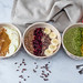 Different Recipes Oatmeal Bowls