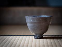 茶碗一花 - 03 (Stéphane Barbery) Tags: barberyyaki bols chawan céramique cérémonieduthé japan japon kyoto 京都 日本 茶道