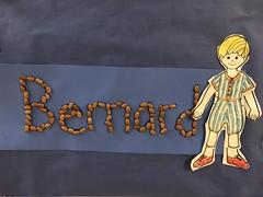 Bean letters (artnoose) Tags: name craft bernard