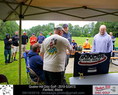 IMG_1157 (Maine Disc Golf) Tags: goats quakerhilldg fairfield maine golden oldies anhyzer tour series premier year 2019 quaker hill disc golf