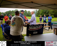 IMG_1156 (Maine Disc Golf) Tags: goats quakerhilldg fairfield maine golden oldies anhyzer tour series premier year 2019 quaker hill disc golf