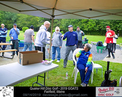 IMG_1151 (Maine Disc Golf) Tags: goats quakerhilldg fairfield maine golden oldies anhyzer tour series premier year 2019 quaker hill disc golf