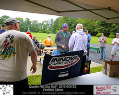 IMG_1142 (Maine Disc Golf) Tags: goats quakerhilldg fairfield maine golden oldies anhyzer tour series premier year 2019 quaker hill disc golf