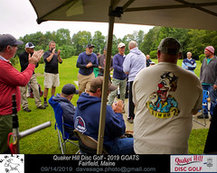 IMG_1136 (Maine Disc Golf) Tags: goats quakerhilldg fairfield maine golden oldies anhyzer tour series premier year 2019 quaker hill disc golf