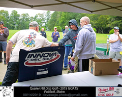 IMG_1131 (Maine Disc Golf) Tags: goats quakerhilldg fairfield maine golden oldies anhyzer tour series premier year 2019 quaker hill disc golf