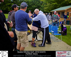 IMG_1119 (Maine Disc Golf) Tags: maine goats fairfield quakerhilldg golden tour year series oldies premier anhyzer golf hill disc quaker 2019