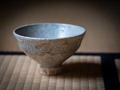 茶碗一花 - 01 (Stéphane Barbery) Tags: barberyyaki bols chawan céramique cérémonieduthé japan japon kyoto 京都 日本 茶道