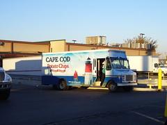Cape Cod Potato Chips 11-11-10 Louisville,Ky (BluegrassRR) Tags: kentucky stepvan snacks potatochips food