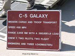 "Lockheed C-5A Galaxy 19 • <a style=""font-size:0.8em;"" href=""http://www.flickr.com/photos/81723459@N04/48767636618/"" target=""_blank"">View on Flickr</a>"