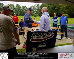 IMG_1158 (Maine Disc Golf) Tags: goats quakerhilldg fairfield maine golden oldies anhyzer tour series premier year 2019 quaker hill disc golf