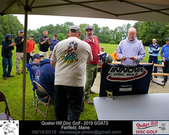 IMG_1153 (Maine Disc Golf) Tags: goats quakerhilldg fairfield maine golden oldies anhyzer tour series premier year 2019 quaker hill disc golf