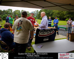 IMG_1149 (Maine Disc Golf) Tags: goats quakerhilldg fairfield maine golden oldies anhyzer tour series premier year 2019 quaker hill disc golf