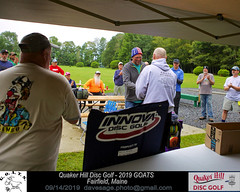 IMG_1141 (Maine Disc Golf) Tags: goats quakerhilldg fairfield maine golden oldies anhyzer tour series premier year 2019 quaker hill disc golf