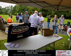 IMG_1135 (Maine Disc Golf) Tags: goats quakerhilldg fairfield maine golden oldies anhyzer tour series premier year 2019 quaker hill disc golf
