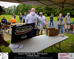 IMG_1134 (Maine Disc Golf) Tags: goats quakerhilldg fairfield maine golden oldies anhyzer tour series premier year 2019 quaker hill disc golf