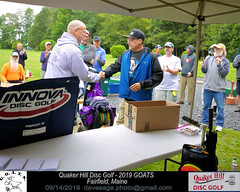 IMG_1130 (Maine Disc Golf) Tags: goats quakerhilldg fairfield maine golden oldies anhyzer tour series premier year 2019 quaker hill disc golf