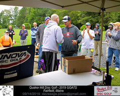 IMG_1128 (Maine Disc Golf) Tags: goats quakerhilldg fairfield maine golden oldies anhyzer tour series premier year 2019 quaker hill disc golf