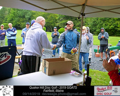 IMG_1126 (Maine Disc Golf) Tags: goats quakerhilldg fairfield maine golden oldies anhyzer tour series premier year 2019 quaker hill disc golf