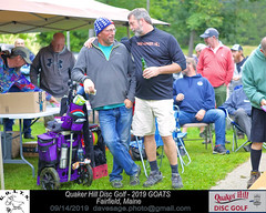 IMG_1113 (Maine Disc Golf) Tags: goats quakerhilldg golden oldies anhyzer tour series premier year 2019 fairfield maine quaker hill disc golf