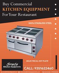 Electrical Hot Plate (srecakitchenequipments) Tags: kitchen electricalhotplate fit srecakitchenequipments sreca love requirement food cooking equipment