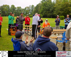IMG_1161 (Maine Disc Golf) Tags: goats quakerhilldg fairfield maine golden oldies anhyzer tour series premier year 2019 quaker hill disc golf