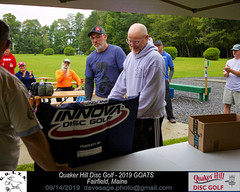 IMG_1160 (Maine Disc Golf) Tags: goats quakerhilldg fairfield maine golden oldies anhyzer tour series premier year 2019 quaker hill disc golf