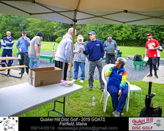 IMG_1150 (Maine Disc Golf) Tags: goats quakerhilldg fairfield maine golden oldies anhyzer tour series premier year 2019 quaker hill disc golf