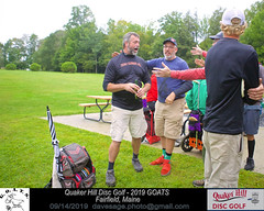IMG_1124 (Maine Disc Golf) Tags: goats quakerhilldg fairfield maine golden oldies anhyzer tour series premier year 2019 quaker hill disc golf