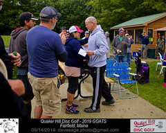 IMG_1120 (Maine Disc Golf) Tags: goats quakerhilldg fairfield maine golden oldies anhyzer tour series premier year 2019 quaker hill disc golf