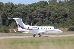 CS-PHB Embraer Phenom 300 50500209 (howtrans38) Tags: csphb embraer phenom 300 farnborough