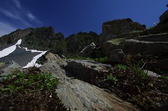 Le col des Balmettes (N.Hell) Tags: mountain alps landscape snow plant nature green blue sky view scenery amazing earth environment biodiversity wideangle canon 1022mm 50d rock imposing giant