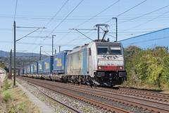 Railpool 186 108 Itingen (daveymills37886) Tags: railpool 186 108 itingen baureihe bombardier traxx ms2e bls