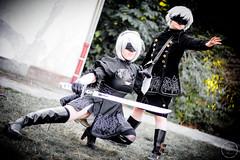 Harajuku 2019 (JChristophePhotography) Tags: cosplay cos manga mangacosplay cosplaymanga gamingcosplay cosplaygame nierautomata