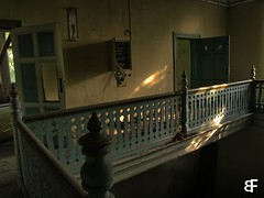 no electricity (baumfinder) Tags: abandoned verlassen decay verfall manison villa lost places urbex urbanexploration