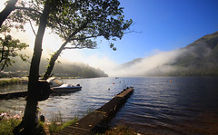 Loch Eck at Coylet (Hugh Spicer / UIsdean Spicer) Tags: scotland argyllandbute cowal coylet locheck