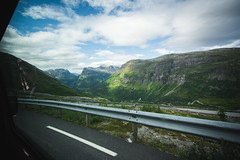 DSC07113 (Cheera studio) Tags: a7 a7ii sony canon perspective view wide norway scandinavian landscape up country moutain river road way trip cold summer