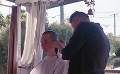 Shave and a haircut......today (tomows) Tags: film family c41 haircut olympusom10 nikor50mmf18 fujicolour400 expiredfilm unicolorpowderc41kit epsonv550 35mm
